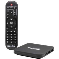 Smart TV Box Mibobox H2665 16 GB 4K USB HDMI