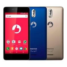 Imagem de Smartphone Positivo Twist S520 1.0GHz 8GB Android 8.0 MP