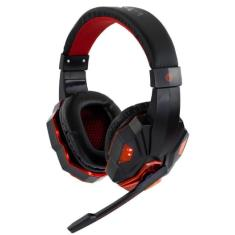 Imagem de Headset Gamer com Microfone Satellite AE-327