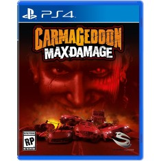 Jogo Carmageddon Max Damage PS4 Stainless Games