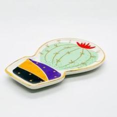 Imagem de Porta-Joias de porcelana Cacto
