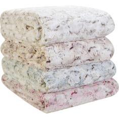 Imagem de Cobertor Casal Flannel Comfy 460g - Casa & Conforto