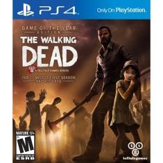 Jogo The Walking Dead PS4 Telltale