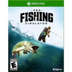 Imagem de Jogo Pro Fishing Simulator Xbox One Big Ben