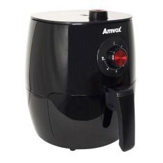 Fritadeira Elétrica Sem óleo Amvox ARF 1201 Capacidade 3,5l Timer