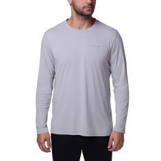 Imagem de Camiseta Columbia Neblina uv Masculina Manga Longa -