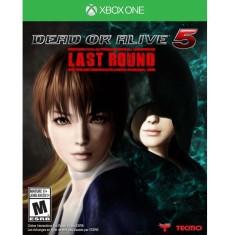 Jogo Dead or Alive 5 Last Round Xbox One Tecmo