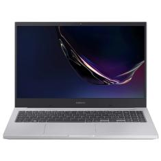 "Notebook Samsung Book X50 NP550XCJ-XS1BR Intel Core i7 10510U 15,6"" 8GB HD 1 TB GeForce MX110"