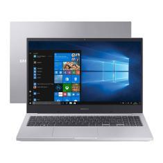 "Notebook Samsung Book E30 NP550XCJ-KT2BR Intel Core i3 10110U 15,6"" 4GB HD 1 TB 10ª Geração"