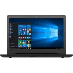 "Notebook Lenovo IdeaPad 100 Intel Celeron N3060 4GB de RAM HD 1 TB 15,6"" Windows 10 Home 110"