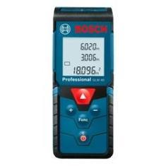 Imagem de Trena à Laser Bosch GLM40 40M com Bateria
