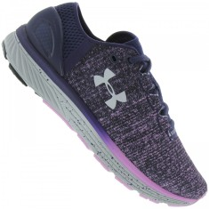 d6f0e995bd8 Tênis Under Armour Feminino Corrida Charged Bandit 3