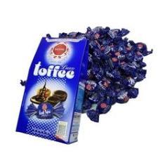 Imagem de Bala Toffee Bhering Luxo Caramelo Com Chocolate 100G