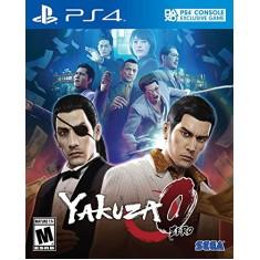 Jogo Yakuza 0 PS4 Sega