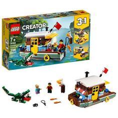 Imagem de LEGO CREATOR - Casa Flutuante na Margem do Rio