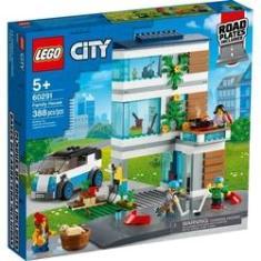 Imagem de Casa de Família Moderna - Lego City 60291