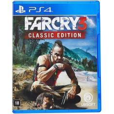 Jogo Far Cry 3 PS4 Ubisoft
