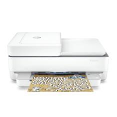 Impressora Multifuncional HP Deskjet Ink Advantage 6476 Jato de Tinta Colorida Sem Fio
