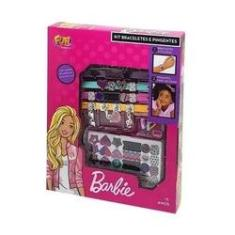 Imagem de Barbie Kit Braceletes E Pingentes - Fun