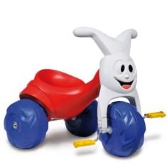 Imagem de Triciclo com Pedal Bandeirante Tico-Tico Europa