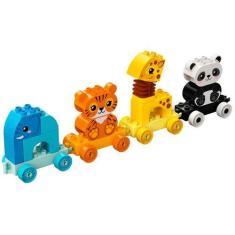 Imagem de LEGO Duplo Trem de Animais 15 Peças 10955