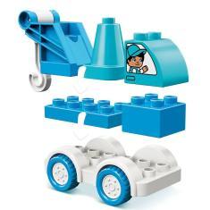 Imagem de Lego Duplo - Caminhão De Reboque - Lego 10918