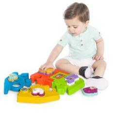 Imagem de Brinquedo Didático Puzzle Mania Fazenda