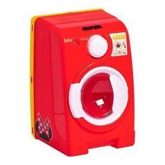 Imagem de Máquina De Lavar Minnie Disney Infantil Som Luz - 9001