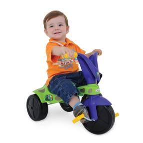 Imagem de Triciclo com Pedal Xalingo Dino