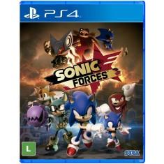 Imagem de Jogo Sonic Forces PS4 Sega