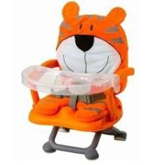 Imagem de Cadeirinha de Alimentação Tigre com Bandeja 15kg- DIcan