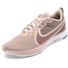 d7ac144521866 Tênis Nike Feminino Corrida Zoom Strike 2