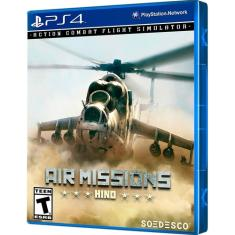 Jogo Air Missions Hind PS4 Soedesco