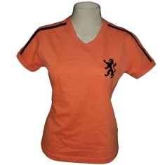 Imagem de Camisa Retrô Feminina Holanda 1974 Liga Retrô