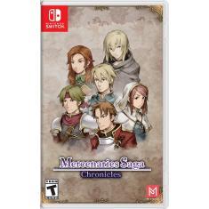 Jogo Mercenaries Saga Chronicles Nintendo Nintendo Switch