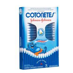 Imagem de Hastes Flexíveis Cotonetes - 75 Unidades
