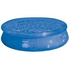 Piscina Inflável 4.600 l Redonda Mor Splash Fun 1054