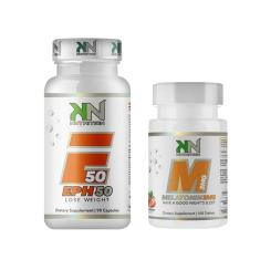 Imagem de Combo : EPH50 e Melatonina 3MG - KN Nutrition
