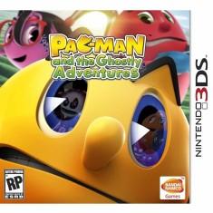 Jogo Pac-Man e as Aventuras Fantasmagóricacs Bandai Namco Nintendo 3DS
