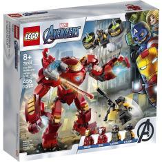 Imagem de 76164 Lego Super Heroes Vingadores - Homem de Ferro Hulkbuster Contra Agente A.I.M.