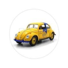 Imagem de 1/24 California Toys Volkswagen Fusca Telesp