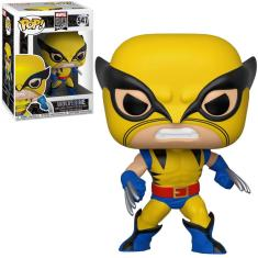 Imagem de Bonecos Funko Pop Marvel 80th - Wolverine #547