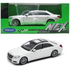 Imagem de Mercedes-Benz S-Class - Nex Models - 1/24 - Welly