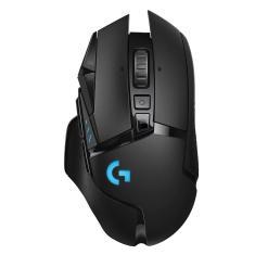 Mouse Óptico Gamer sem Fio USB G502 Lightspeed - Logitech