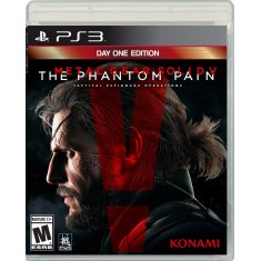 Jogo Metal Gear Solid V: The Phantom Pain PlayStation 3 Konami
