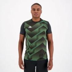 Imagem de Camisa Kappa Clubber Verde