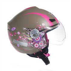 Capacete Texx Arsenal New Breeze Aberto Viseira Antirrisco