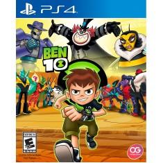 Jogo Ben 10 PS4 Outright Games