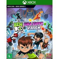 Imagem de Jogo Ben 10 Uma Super Viagem Xbox One Outright Games