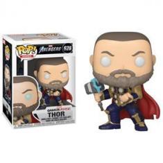 Imagem de Funko Pop! Marvel: Avengers Game - Thor (Stark Tech Suit) - #628